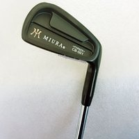 Wholesale golf clubs for sale - Mew Golf clubs MIURA CB FORGED Golf irons set PG NSPRO R Steel Golf Shaft R or S Flex Clubs