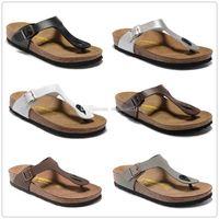 Wholesale new sandals for men - Gizeh Mayari Wholesale-Summer slippers for men and women, 2016 new cork bottom flip-flops, sandals with a couple flip flops Mayari 34-46