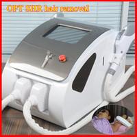 Wholesale Elight Ipl - Effective Elight OPT SHR E-light IPL permanent hair removal acne removal machine Skin Rejuvenation Beauty Machine