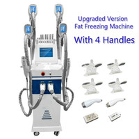 Wholesale sculpting head resale online - Enhanced Edition Heads Cryotherapy Slimming Fat Freezing Liposuction Body Sculpting Lipofreeze Wight Loss Cryo Slimming Machine CE DHL