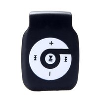 Wholesale wholesale mini clip mp3 player online - Binmer Good Sale Mini Clip Metal USB Digital MP3 Player Support GB Micro SD TF Card Music Media Jun