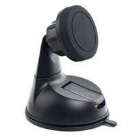iphone mp5 groihandel-Großhandel 360-Grad-Windschutzscheibe Magnetic Handy Autohalterung für iPhone GPS PDA MP5