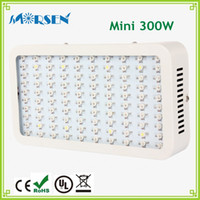 Wholesale Stage Light Led Panel - 300W MINI Panel LED Grow Light Full Spectrum For Hydroponics Plants Flowering Bloom All Growing Stage Growth Indoor Greenhouse27