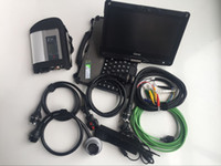 Wholesale used i5 laptops online - mb star c4 multiplexer cables i5 laptop getac v100 ssd gb newest diagnostic scanner v v ready to use