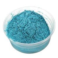 ingrosso smalto azzurro lucido-100g Sky Blue FAI DA TE Ombretto Trucco Polvere di Perle Pigmento Pearlescent Minerale Naturale Mica Nail Polvere Glitter Pigmento Polveri