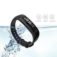 ingrosso stile androide-2018 Nuovo Y11 Alta Style Smart Wristband Fitness Tracker cardiofrequenzimetro pedometro intelligente braccialetto per smartphone IOS Android