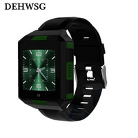 Wholesale Gps Locate - 2018 new Blood pressure Heart Rate waterproof 4G NET Smart watch Android 6.0 Smartwatch LBS+GPS+PDR+WIFI Locate 1GB 8GB