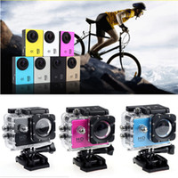 Wholesale action camera display for sale - 2018 SJ4000 HD P Waterproof Sports Camera HD DV Car Dash Cam Action Video Record Camcorder Car DVR