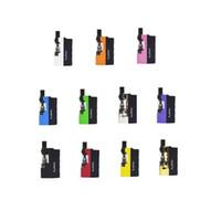 metal ismoka venda por atacado-Chegada nova Imini Cartuchos de óleo Grosso Kit Vaporizador 500 mAh Caixa Mod Bateria Liberdade V1 Tanque De Cera Atomizador vape caneta Starter Kit