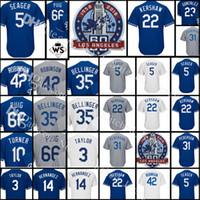 Wholesale clayton baseball - Los Angeles #22 Clayton Kershaw 5 Corey Seager Jersey Men's 23 Adrian Gonzalez 66 Yasiel Puig 10 Justin Turner CoolBase Baseball Jerseys