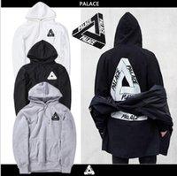 Wholesale Printed Numbers - yeezus New arrival fleece hoodie Hip Hop YEEZUS Fashion letter Number 5 Printing design Men Women palace Hoodies ape