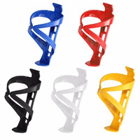 Wholesale yellow black water cage holder for sale - Group buy Brand New Bicycle Bottle Cage Bike Bottle Holder Have Color Bicycle Water Bottle Holder SC097