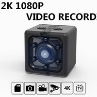 Wholesale compact night vision for sale - Group buy 2K HD P CC2 Smart Compact Camera Hot Sale Mini Camera as Panorama Sport Camcorder Support TF Card Night Vision Mini DV