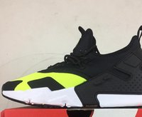 ingrosso uomini formato 16 scarpe da corsa-16 Colori Air Huarache Drift Huaraches Ultra Breathe Hurache 6 Uomini Donne Huraches Run Scarpe Sneakers Sportive Boosts Free Run + Size 36-45
