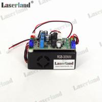 Wholesale laser green module - RGB 300mW White Laser Module Red 650nm 200MW Green 532nm 50mW Blue 450nm 80mW