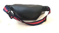 erkekler küçük bel paketi toptan satış-2014 YENI ÜST pu Kadınlar bel çantası kemer çantası erkekler fanny paketi tasarımcı erkekler bel paketi çantası küçük grafiti göbek çanta yeni stil # 6155