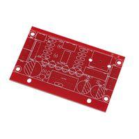 ingrosso amp channel-Amplificatore di potenza TDA7377 2.1 Kit fai-da-te Audio a 3 canali Scheda audio AMP 12-18 V CC