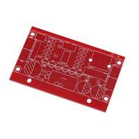 módulo de computador wifi venda por atacado-TDA7377 Amplificador de Potência 2.1 DIY kit de 3 Canais de Som de Áudio AMP Board 12-18 V DC