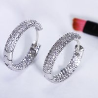 Wholesale Nice Shops - Wholesale-Interesting and nice hoop earrings for women online shopping india Earings fashion jewelry oorbellen