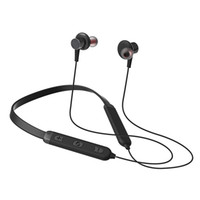Wholesale hi fi gold for sale - Group buy Wireless Headphones Neckband Sports Headset Noise Cancelling Bluetooth V4 in Ear Sweatproof Earbuds Magnetic Hi Fi Stereo EAR323