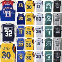 jerseys durante al por mayor-NCAA college 2018 nuevo 30 Stephen Curry 35 Kevin Durant Jersey 23 Draymond Green 11 Klay Thompson 9 Andre lguodala Jerseys MENS