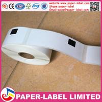 Wholesale dk labels - 7 Rolls Brother DK-11201 Compatible Thermal Label Etiketten 29*90mm DK-1201 DK11201 QL570 QL700 Address Label