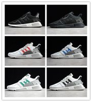 Wholesale fabric equipment - 01 New EQT top NMD low boost breathable casual shoes for men and women high-quality equipment EQT shoe size 36 - 45