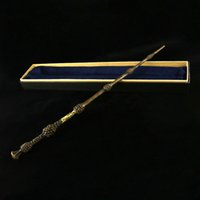 Potter Magical Wand  Metal Core Hermione Granger Voldemort Magic Wand  Colsplay Magical Wand Christmas New Year Gift Toy For Kids
