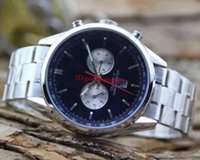 männer luxus kaliber 36 uhr großhandel-2017 luxus männer automatische uhr grand caliber RS 36 Herren edelstahl Uhren Mechanische Glas Transparent Zurück lederarmband armbanduhr