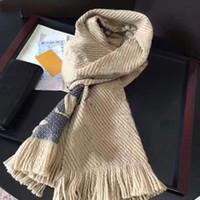 Wholesale wrap poncho wool - Promotional discount wholesale scarf shawl wrap scarves women lady famous luxury brand designer original paper handbag L478