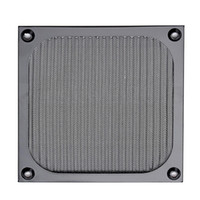 Wholesale Cooling Fan Filters - New 120x120mm Computer Mesh Black Stainless Steel PC Case Fan Cooler Dust Filter Dustproof Case Cover Multi-Functional
