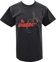 ingrosso vedove nere-MENS T-SHIRT THE STRANGLERS SUITE XVI BLACK WIDOW SPIDER RAT PUNK ROCK S - 5 XL