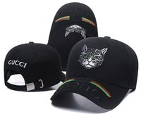 Wholesale 2019 New Italy brand Guc AWL mens designer hats adjustable baseball caps luxury lady fashion hat trucker casquette women leisure cap