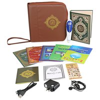 Wholesale Quran Reading Free - Latest Holy Koran pen Quran Ramadan gift pen Quran read mp3 Word by word many reciters and translations Free shipping