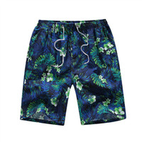 82b14c3d1bc1 Mens Beach swimwears Shorts Quick Dry Board Shorts Men Printed Short Pants  Mens Casual Slim Boxers Bottoms Summer Hot Sale DH092