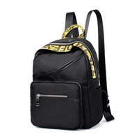 Wholesale rucksack style handbags resale online - Backpack Women Handbag Shoulder Bag Lady Casual Travel Bolsa Leather Rucksack Bags College Student Knapsack Bag Mochila Feminina