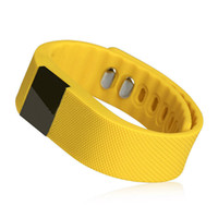 Wholesale fitness for life - Bluetooth Smart Watch TW64 SmartBand Bracelet Wearable Life Waterproof Pedometer SmartWatch For IOS Android Fitness Tracker
