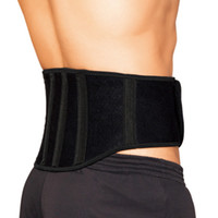 поясничная поддержка талии оптовых-Sponge Breathable Lumbar Support Support Belt Belt Abdominal Waist Fitness Exercise Protection Tummy Slim Waist