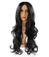 ingrosso parrucche delle bambole del sesso-Modelli di esplosione Europa e America parrucche donna parrucca capelli multi-colore parrucche di chimica dei capelli lunghi e medi Bambola del sesso orale