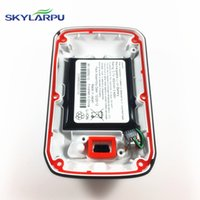 Wholesale Replacement Meter - skylarpu rear cover for GARMIN EDGE 510 510J bicycle speed meter back cover With Battery Repair replacement Free shipping