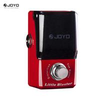 Wholesale Joyo Distortion - JOYO JF-303 Ironman Series Little Blaster Distortion Mini Effect Pedal