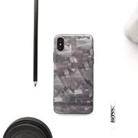 Camuflagem padrão de mármore phone case para ix case para i7 6 s 6 8 plus  luxo retro back cover casos moda capa fe39ff27641