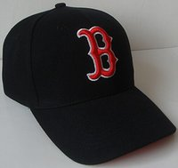 Wholesale Red Sox Hat Adjustable - Classic Boston Red Sox Adjustable Baseball Caps Camo Top With Black Brim Red Letter B bone Hats For Men Women sport Snapback casquette