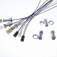portalámparas g4 al por mayor-Titular de la lámpara G4 sujetador Kit de conversión G4 de la lámpara principal Fasterner Montaje de Accesorios para titular de cristal de la lámpara LED G4 Base Socket pequeña burbuja