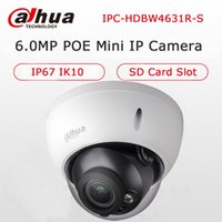 Wholesale Vandalproof Dome - Dahua IPC-HDBW4631R-S 6MP IP Camera IK10 IP67 Waterproof with POE SD Card Slot DH-IPC-HDBW4631R-S Vandalproof Dome CCTV Camera