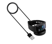 ingrosso caricabatterie base-Fit 2 SM R360 Caricabatterie USB Base di ricarica per Samsung Gear Fit2 Pro SM-R360 Smart Watch Band Cavo di ricarica Base Station