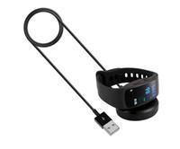 station base großhandel-Fit 2 SM R360 USB Ladegerät Ladedock Cradle für Samsung Gear Fit2 Pro SM-R360 Smart Uhrenarmbandkabel Cord Ladestation