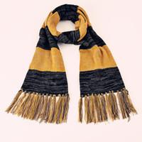 kostüm tier großhandel-Heiße fantastische Tiere und wo man sie findet Schal Newt Scamander Cosplay Kostümzubehör Schals Großhandel