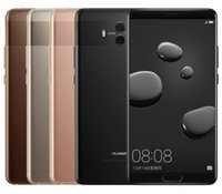 Wholesale huawei phone online - Original Huawei Mate Global Firmware Unlocked Cell Phone Octa Core GB GB Dual Rear Camera MP MP inch Android