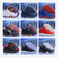 Wholesale newest kevin durant basketball shoes for sale - Group buy 2018 Newest KD Terre Mens Comfortable Basketball Shoes High Quality Kevin Durant React ZOOM KD EP Athletic Sport Sneakers Size